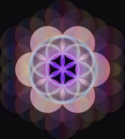 Sacred Geometry - Seed of Life Image