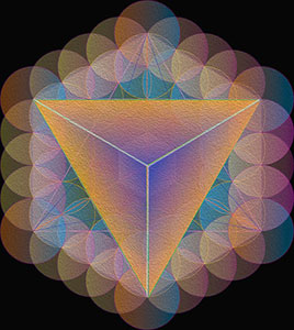 Five-Platonic-Solids-sacred-geometry-Small-Tetrahedron