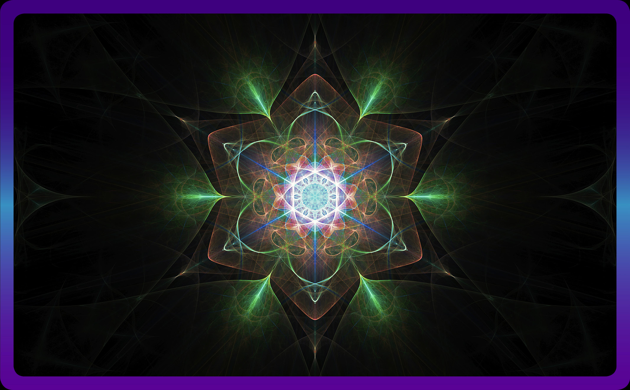 Oracle card - law of Being - Main Horizontal Image